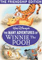 Cover image for The many adventures of Winnie the Pooh