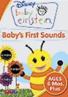 Cover image for Baby Einstein. Baby's first sounds.