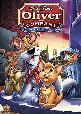 Cover image for Oliver & company