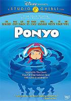 Cover image for Ponyo