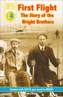 Cover image for First flight : the story of the Wright Brothers