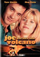 Cover image for Joe versus the volcano