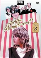 Cover image for Are you being served? Volume 3