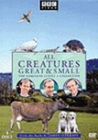 Cover image for All creatures great & small. complete series 3 collection