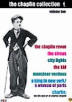 Cover image for The Chaplin collection. Volume 2