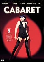 Cover image for Cabaret