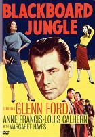 Cover image for Blackboard jungle