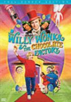 Cover image for Willy Wonka & the chocolate factory