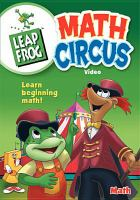 Cover image for LeapFrog : math circus