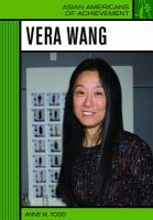 Cover image for Vera Wang