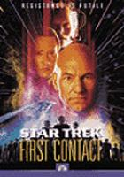 Cover image for Star Trek : first contact