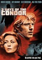 Cover image for Three days of the Condor