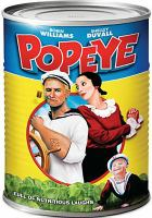 Cover image for Popeye