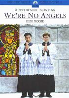 Cover image for We're no angels