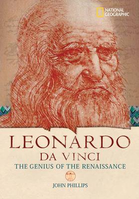 Cover image for Leonardo da Vinci : the genius who defined the Renaissance