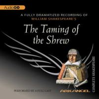 Cover image for William Shakespeare's The taming of the shrew