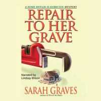Cover image for Repair to her grave