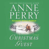 Cover image for A Christmas guest