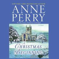 Cover image for A Christmas beginning