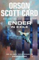 Cover image for Ender in exile
