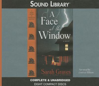 Cover image for A face at the window a novel