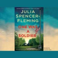 Cover image for One was a soldier