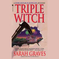 Cover image for Triple witch