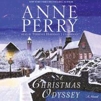Cover image for A Christmas odyssey
