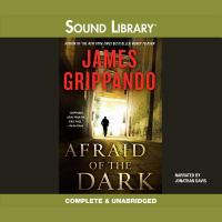 Cover image for Afraid of the dark