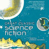 Cover image for Great classic science fiction.