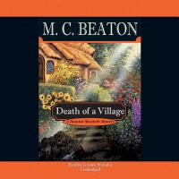 Cover image for Death of a village