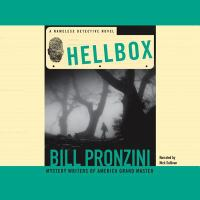 Cover image for Hellbox : a Nameless Detective novel