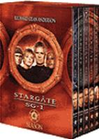 Cover image for Stargate SG-1. Season 4, Vol.1