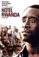 Cover image for Hotel Rwanda