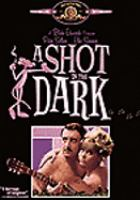 Cover image for A shot in the dark