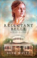 Cover image for A reluctant belle