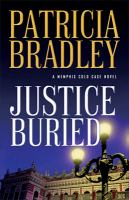 Cover image for Justice buried