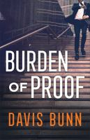 Cover image for Burden of proof