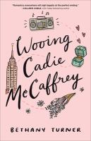 Cover image for Wooing cadie mccaffrey