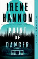 Cover image for Point of danger