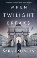 Cover image for When twilight breaks