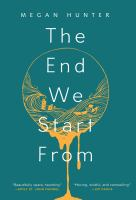 Cover image for The end we start from