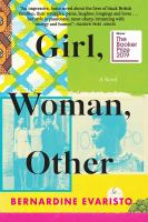 Cover image for Girl, woman, other : a novel