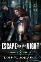 Cover image for Escape into the night