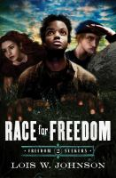Cover image for Race for freedom