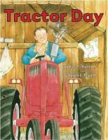 Cover image for Tractor day
