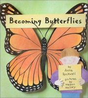 Cover image for Becoming butterflies