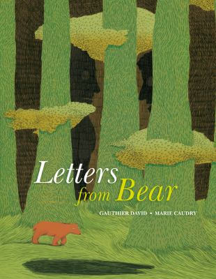 Cover image for Letters from Bear