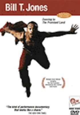 Cover image for Bill T. Jones dancing to the Promised Land