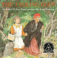 Cover image for The talking eggs : a folktale from the American South
